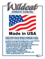 Wildcat Made in USA