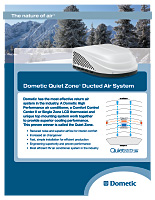 Dometic Quiet Zone™ A/C