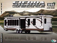 Sierra Destination Trailer Brochure