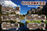 Cherokee Destination Brochure