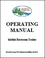 Mobile Restrooms Operating Manual