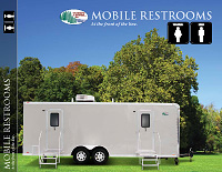Mobile Restrooms Brochure