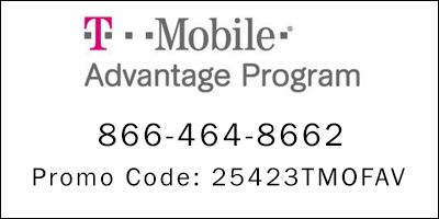Then you can get up to $40 off your first two lines of a T-Mobile ONE™ family plan. Nice work. Qualifying business line req'd; discount applied to qualifying postpaid customer service. Here's the pricing rundown. You pay just $55 for your first personal line on a T-Mobile ONE family plan, instead of $ That's $20 off a .