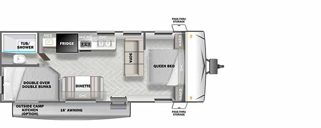 Evo | Forest River RV - Manufacturer of Travel Trailers ... Rage N Toy Hauler Wiring Diagram on