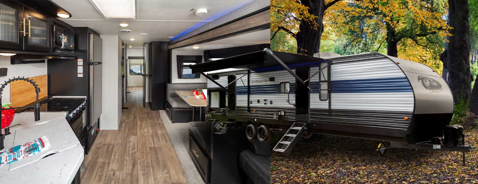 Cherokee | Forest River RV - Manufacturer of Travel Trailers