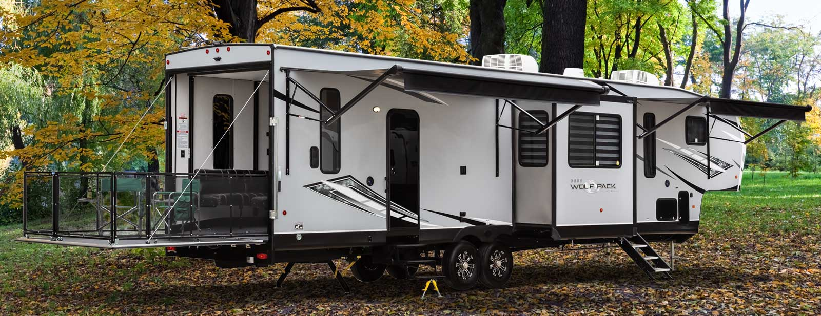 Wolf Pack | Forest River RV - Manufacturer of Travel Trailers