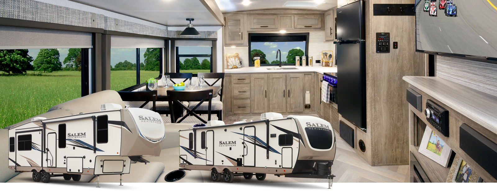 Hemisphere | Forest River RV - Manufacturer of Travel