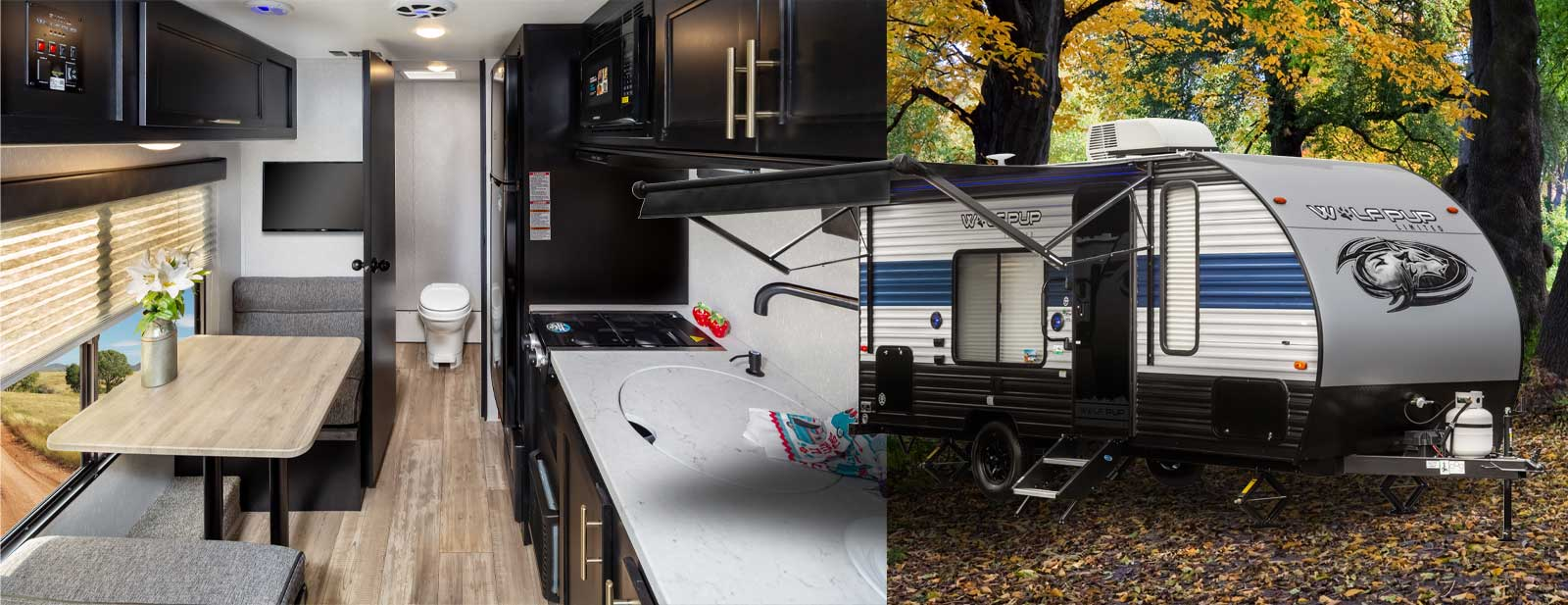 Wolf Pup | Forest River RV - Manufacturer of Travel Trailers