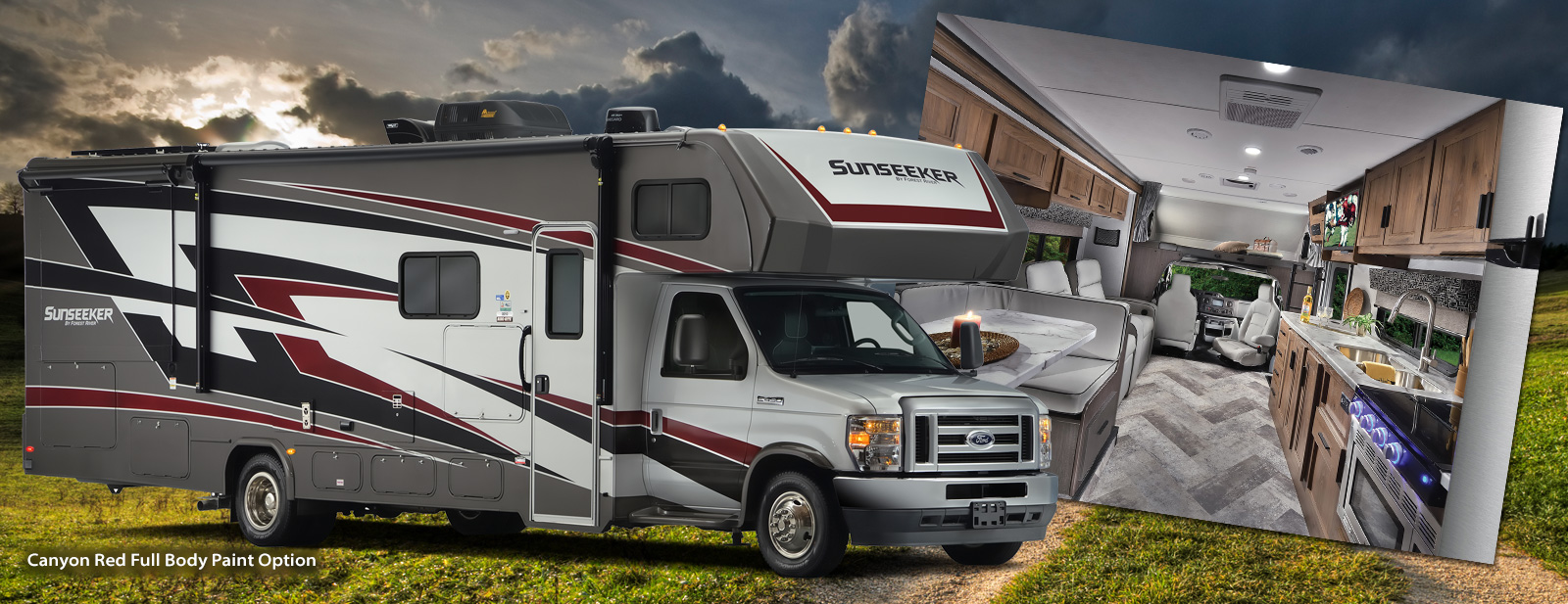 Sunseeker | Forest River RV - Manufacturer of Travel Trailers