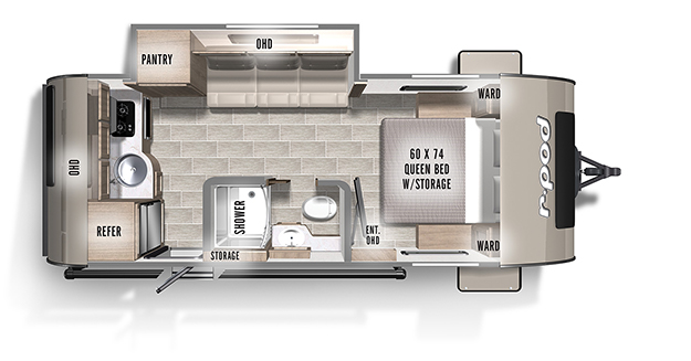 r-pod West Coast | Forest River RV - Manufacturer of Travel Trailers