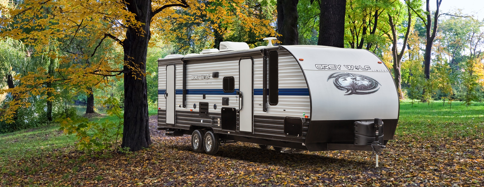 Grey Wolf West   Forest River RV - Manufacturer of Travel ...