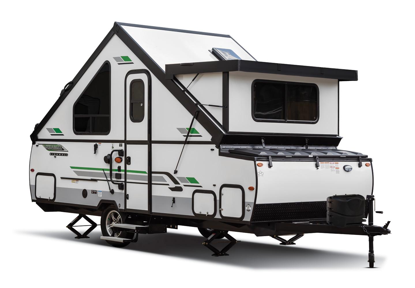 Rockwood Hard Side Pop Up Campers Forest River Rv Manufacturer Of Travel Trailers Fifth Wheels Tent Campers Motorhomes