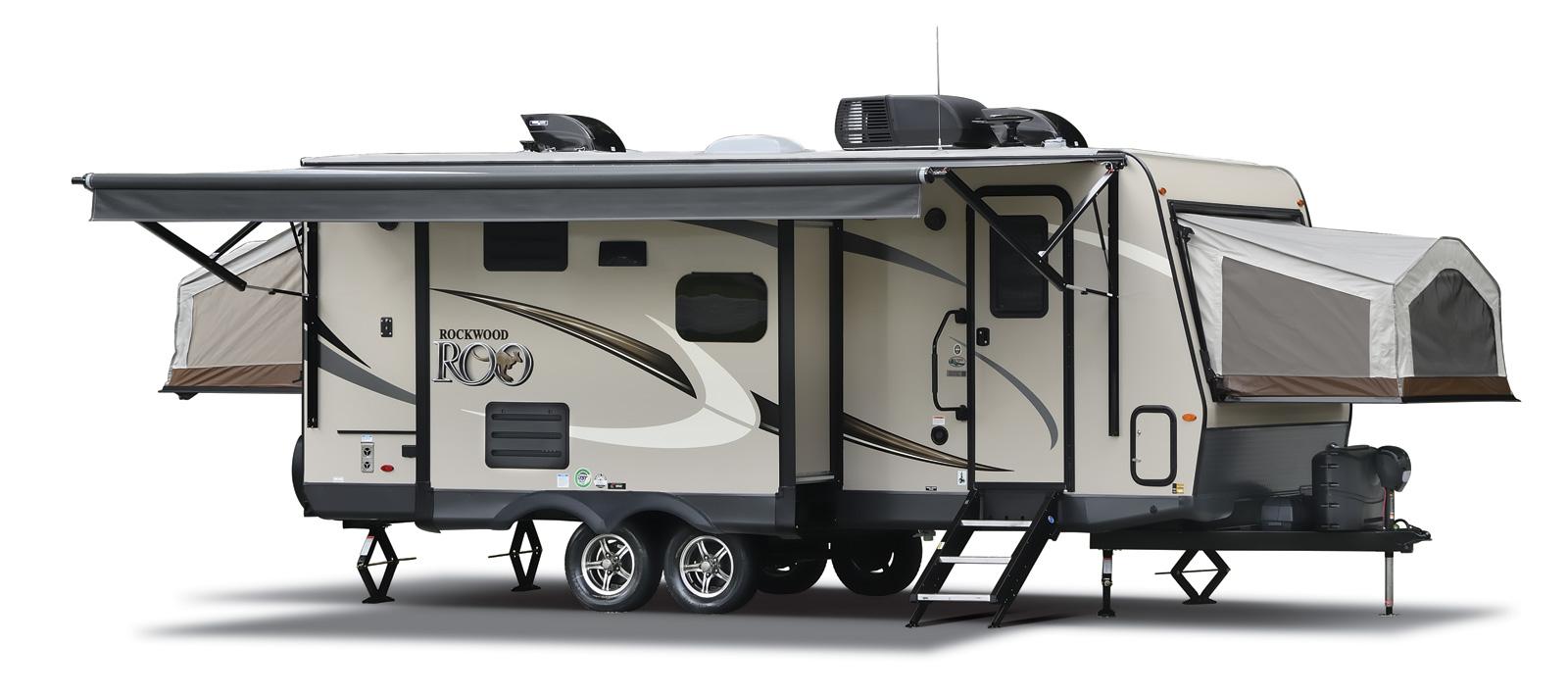 Rockwood Roo Forest River Rv Manufacturer Of Travel
