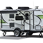 Flagstaff E-Pro Travel Trailer May Show Optional Features. Features and Options Subject to Change Without Notice.