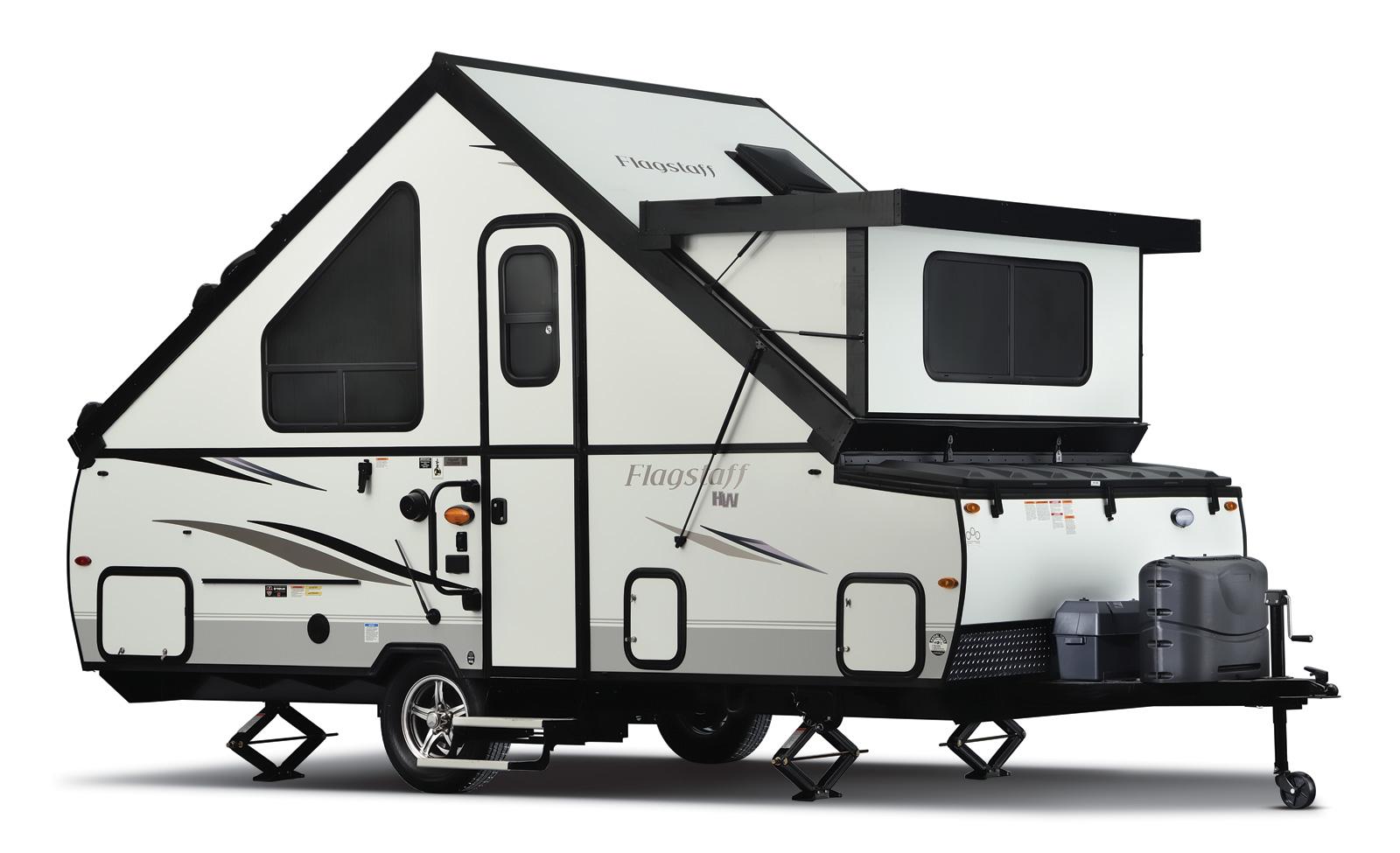 Flagstaff Hard Side Pop-Up Campers  Forest River RV