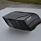 Maxx Air multi-speed power fan recirculates air