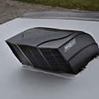 Maxx Air multi-speed power fan recirculates air throughout the entire coach. May Show Optional Features. Features and Options Subject to Change Without Notice.