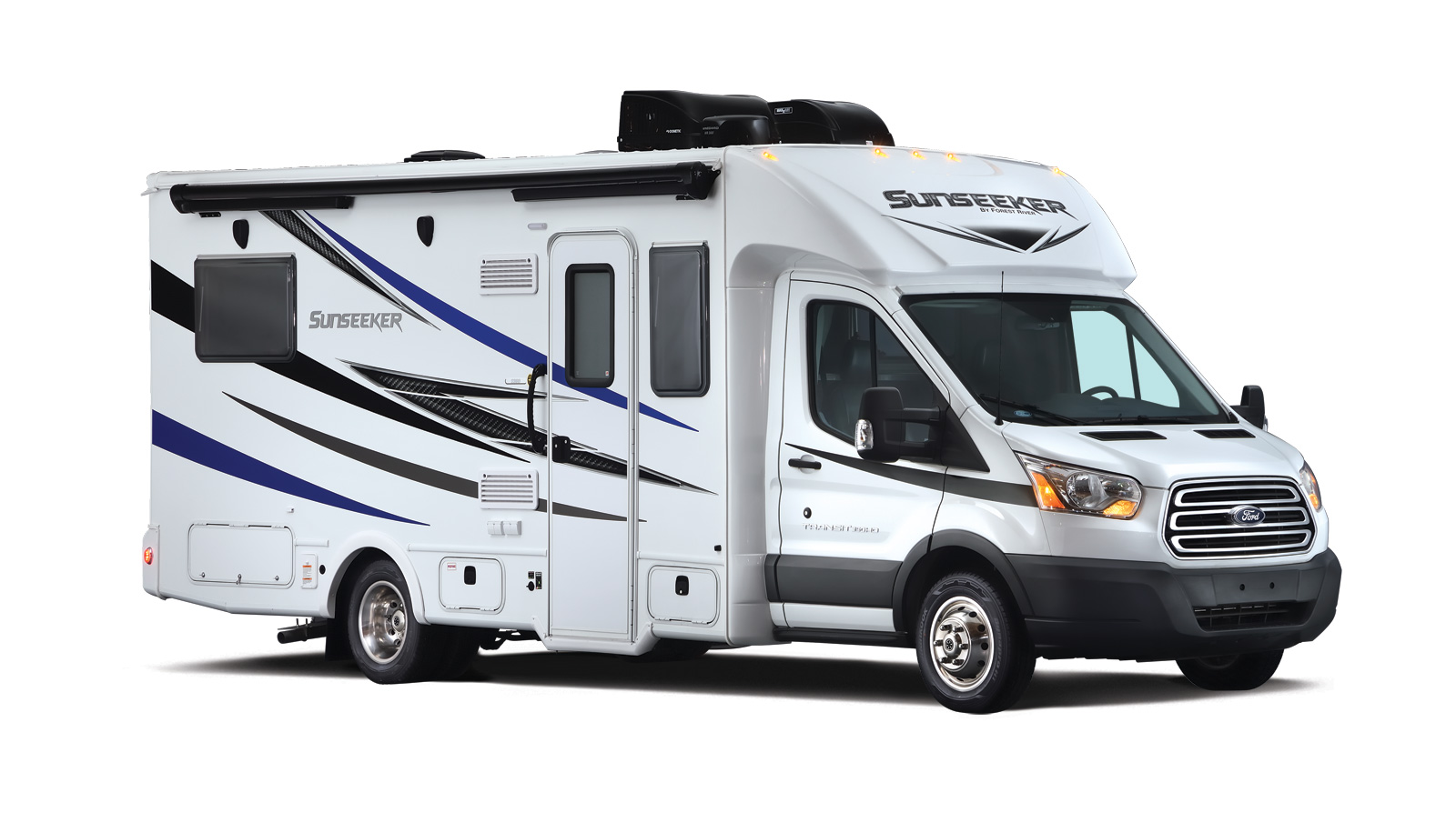Forest River Sunseeker TS Ford Transit Small Class C RV