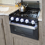 Furrion 3 Burner Range w/