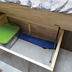 Underbed Storage w/Separation