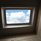 Skylight Above Tub/Shower