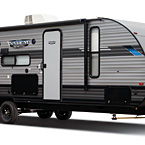 Salem Cruise Lite Northwest Travel Trailer May Show Optional Features. Features and Options Subject to Change Without Notice.