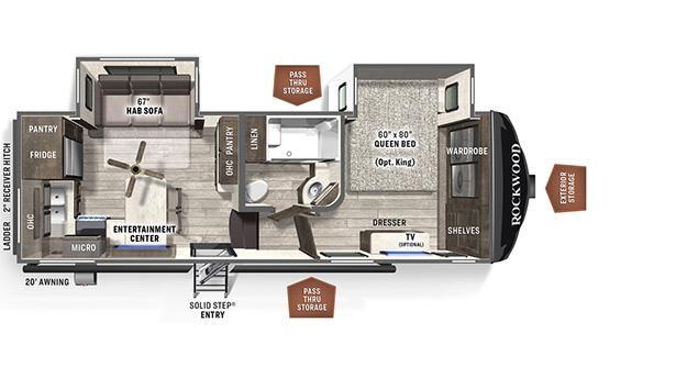 Rockwood Ultra Lite Forest River Rv Manufacturer Of Travel Trailers Fifth Wheels Tent Campers Motorhomes