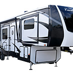 Cardinal Luxury Fifth Wheel May Show Optional Features. Features and Options Subject to Change Without Notice.