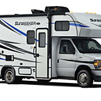 Sunseeker LE Class C Motorhome Exterior (Standard Graphics) May Show Optional Features. Features and Options Subject to Change Without Notice.