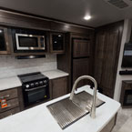 832BWS Kitchen May Show Optional Features. Features and Options Subject to Change Without Notice.