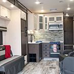 Our 28DK5 offer over 17' of cargo space