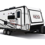 Rockwood Roo Hybrid Travel Trailer Exterior (Closed) May Show Optional Features. Features and Options Subject to Change Without Notice.