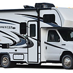 Forester LE Class C Motorhome Exterior May Show Optional Features. Features and Options Subject to Change Without Notice.