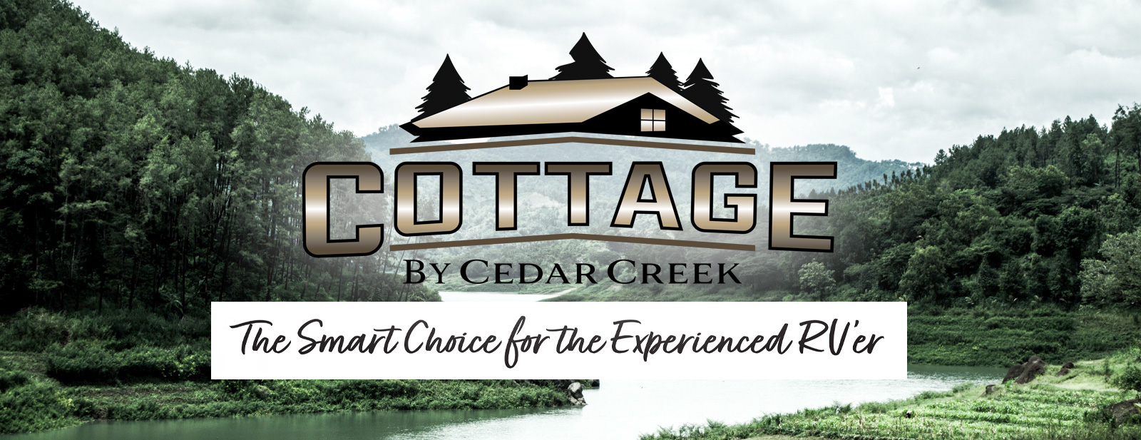Sensational Cedar Creek Cottage Forest River Rv Manufacturer Of Home Interior And Landscaping Fragforummapetitesourisinfo