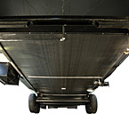 Standard Underbelly to Protect Trailer Components as well as Increasing Aerodynamics May Show Optional Features. Features and Options Subject to Change Without Notice.