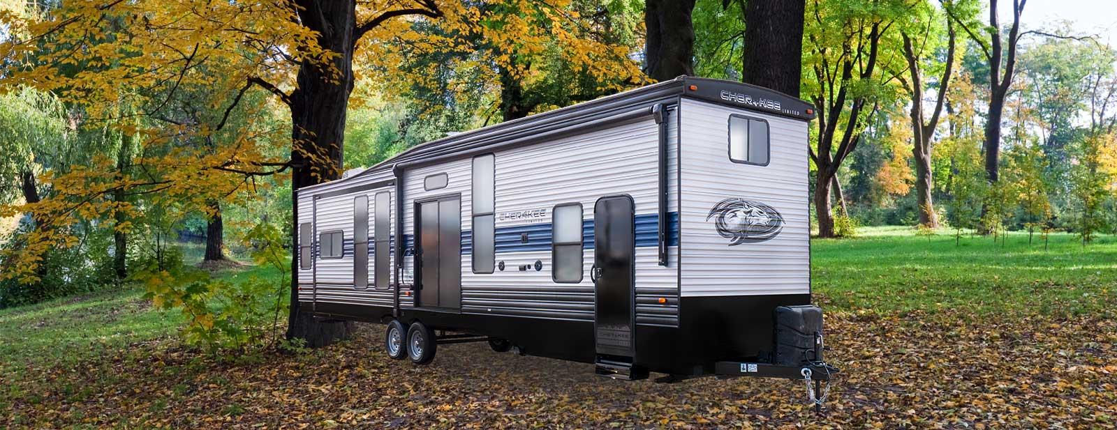Cherokee Destination | Forest River RV - Manufacturer of
