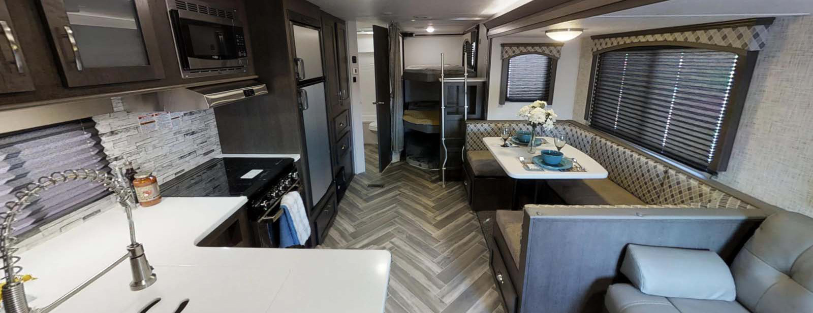 Evo Forest River Rv Manufacturer Of Travel Trailers