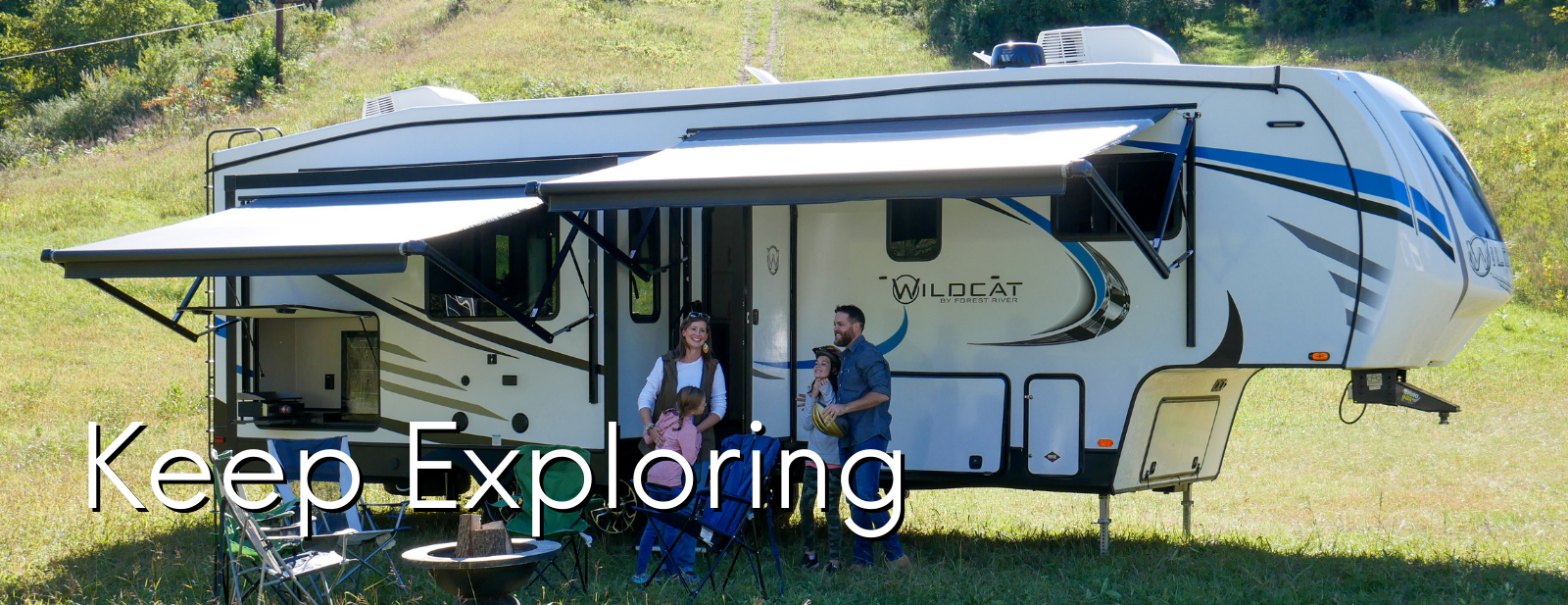 Wildcat | Forest River RV - Manufacturer of Travel ...
