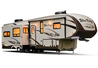 5Th Wheel Trailers >> Fifth Wheels By Forest River Forest River Inc