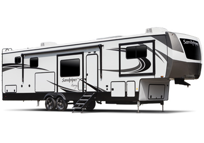 Sandpiper fifth wheels destination trailers by forest river rv sandpiper asfbconference2016 Choice Image