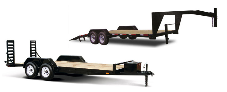 Forest River Equipment Trailers