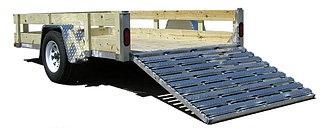 Wood Side Trailers Available