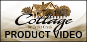 Cottage by Cedar Creek Destination Trailer