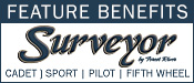 Surveyor Feature Benefits