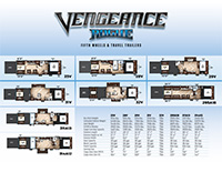 Vengeance Rogue Forest River Rv Manufacturer Of Travel