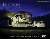 Wildcat Forest River Rv Manufacturer Of Travel