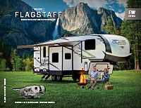 Flagstaff Fifth Wheels Brochure