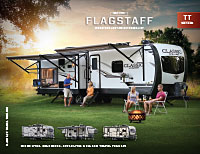 Flagstaff Travel Trailers Brochure
