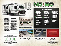 NoBo 19 Series Features
