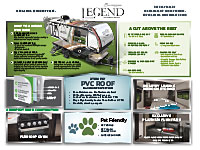Surveyor Legend Feature Benefit Poster